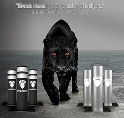 Arma Kontrol dergi reklamı tasarımı