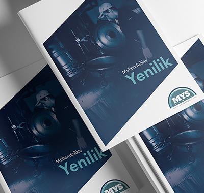 MYS Kimya kurumsal katalog