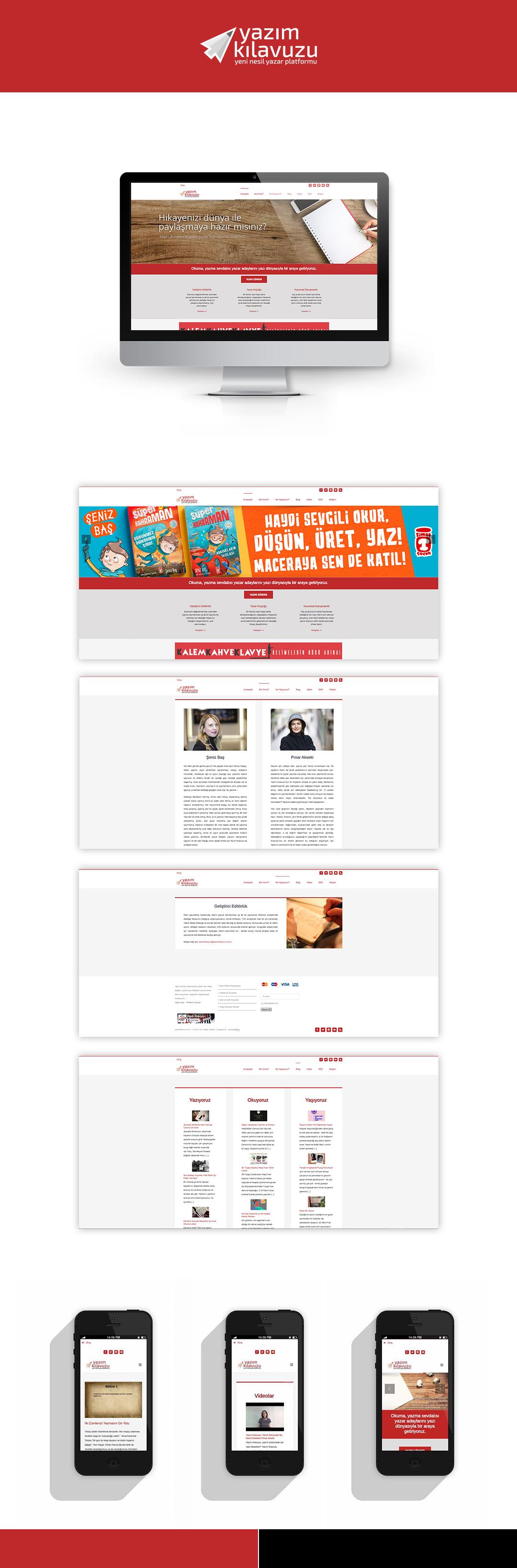 Yazım Kılavuzu web sitesi